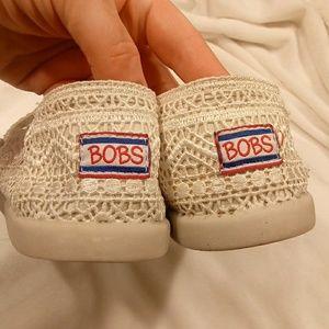 BOBS Shoes - BOBS cream shoes